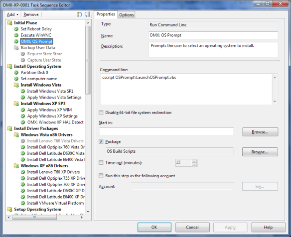 HTA in SCCM Task Sequence « Trevor Sullivan's Tech Room